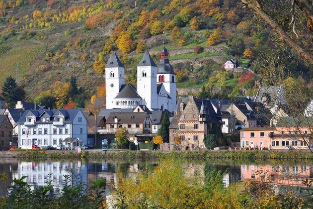Cochem Rhine Valley