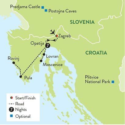 Croatia Opatija