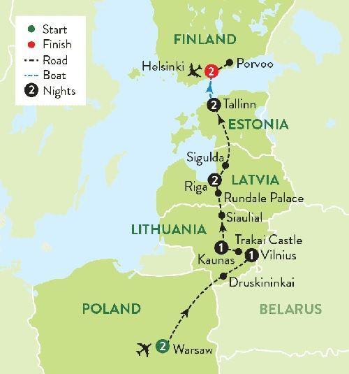 Grand Baltic Explorer