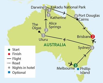 Australia Highlights