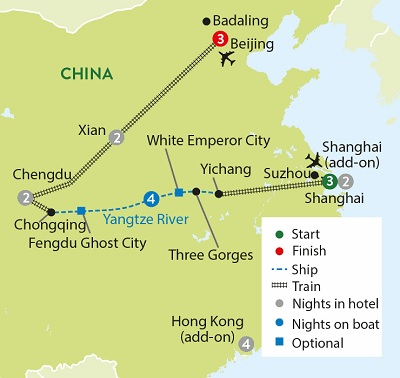 Unmissable China & Yangtze Cruise