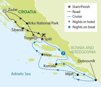 Croatia Uncovered