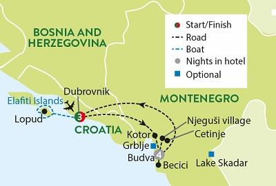 Dubrovnik Montenegro