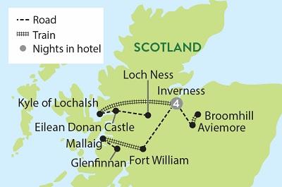 Great Railways of the Scottish Highlands