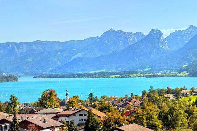 Austrian Lakes