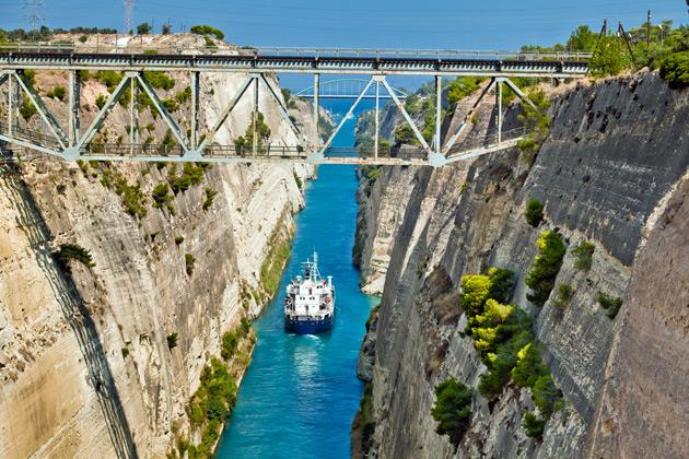 Corinth Canel