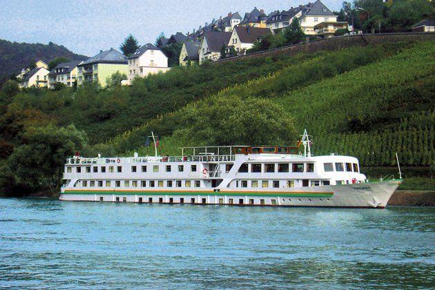 Mv Virginia River Cruise Ship Discount River Cruises