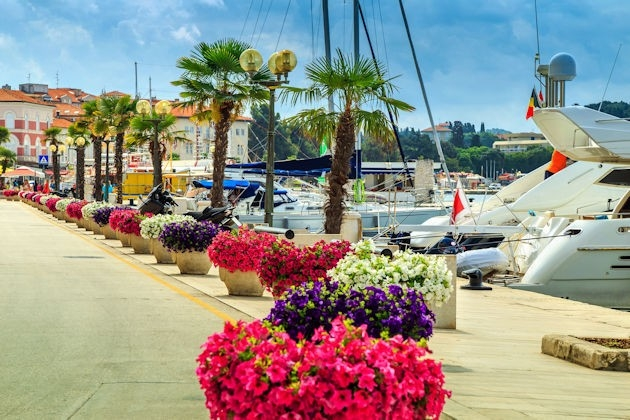 Coach Holidays Croatia Riviera Porac Istrian Riviera