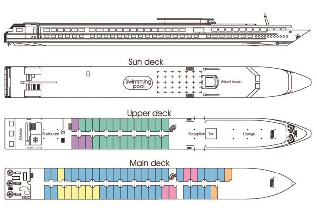 Ms Michelangelo Cruise Ship Discount River Cruise Holidays - Ms michelangelo cruise ship