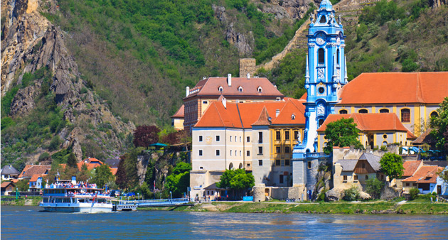 European River Cruise Adventure