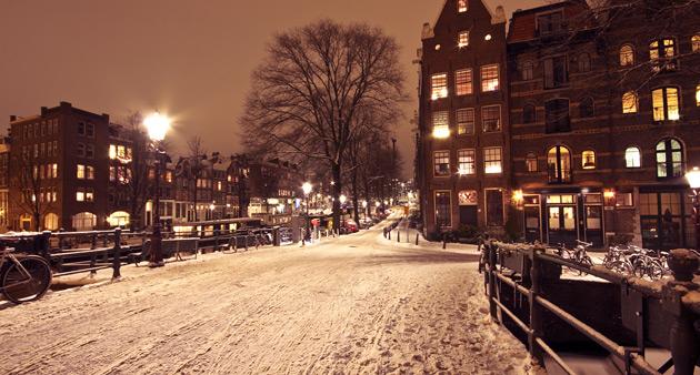 Belgian & Dutch New Year
