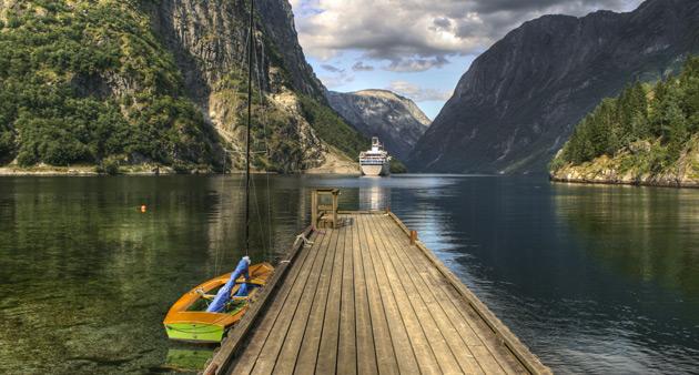 Majestic Fjordland Ocean Cruise