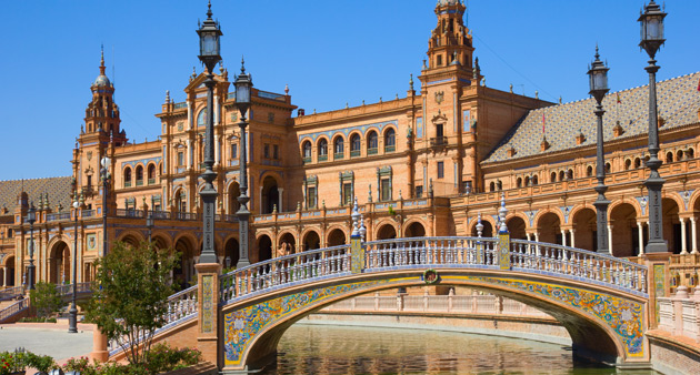 Andalucia River Cruise and Seville