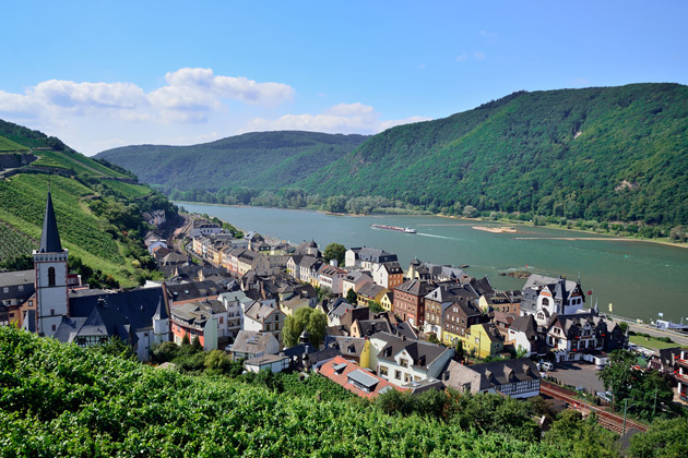 Great Little Trains of the Rhine Valley