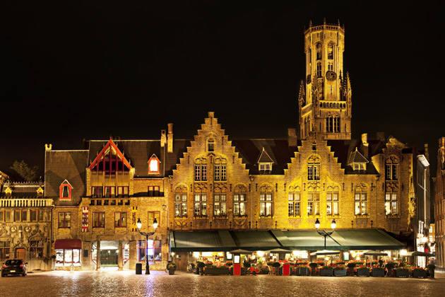 Brussels and Bruges