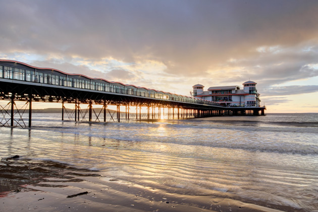 Christmas Breaks Weston Super Mare Grand Uk Coach Holidays