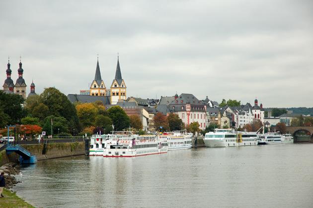 A Taste of the Rhine & Moselle