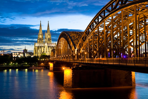 Christmas in Cologne & the Rhineland