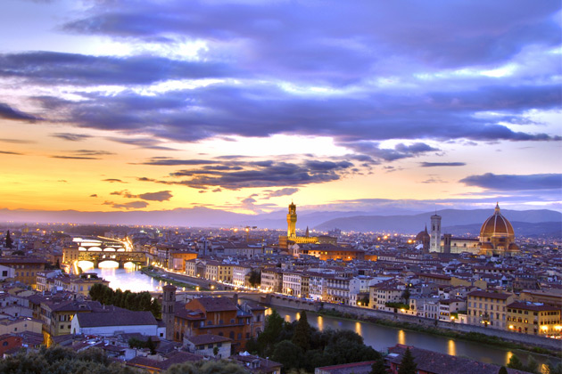 Treasures of Tuscany - Florence, Pisa and the Isle of Elba
