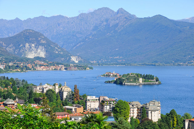 The Beauty of Lake Como & Maggiore