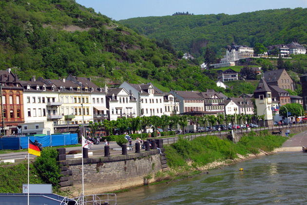 Scenic Rhine & Switzerland