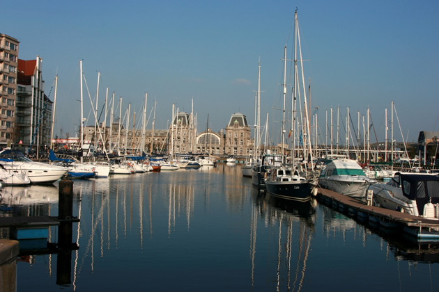 Ostend, Scenic Coast & Bruges