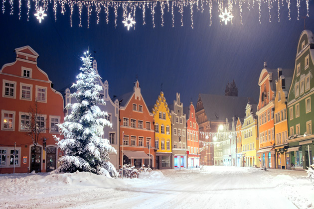 Christmas Trips For Singles