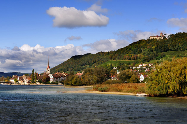 German & Swiss Rhine