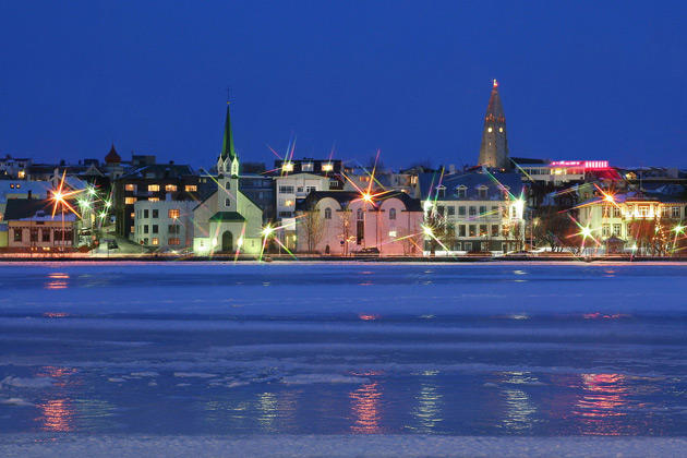 An Icelandic Fairytale New Year