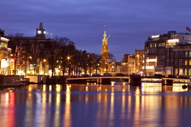 Christmas In Holland.Christmas Breaks Holland Coach Trips Holland Christmas