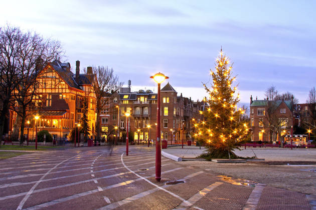 Christmas In Holland.Christmas Breaks Tilburg Dutch Delights Discount