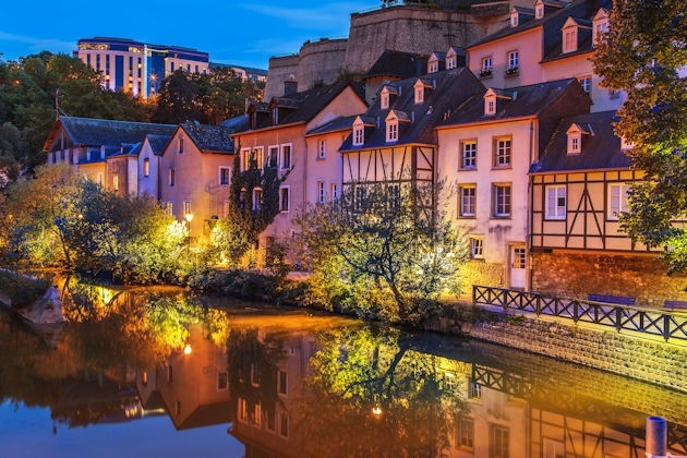 Luxembourg Amp Trier Christmas Markets Just Go Holidays