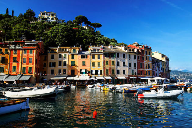 Mistral Tours Italy