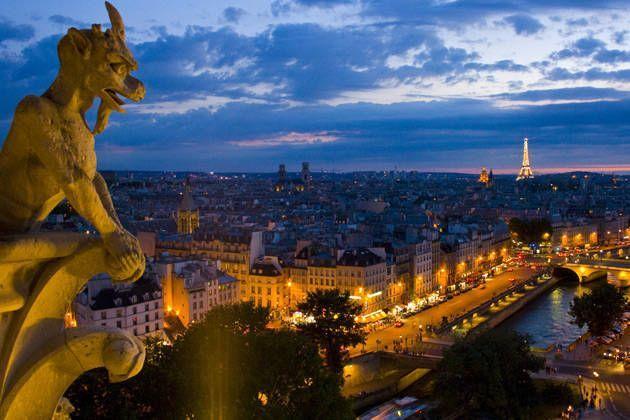 Stunning  Star Hotel In Western Paris